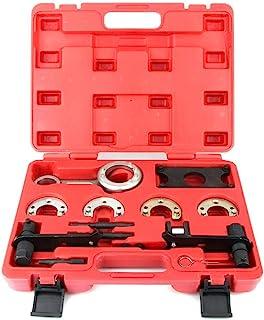 N42 318ti set di attrezzi per blocco della distribuzione dellalbero a camme della molla della valvola adatto per motore E46 316i//316ti KIMISS Utensile per la sincronizzazione del motore