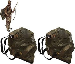 DecoyPro Mesh Decoy Bags – 2 Decoy Bag Bundle – Duck Decoy Bag – Goose Decoy Bag - Turkey Decoy Bag