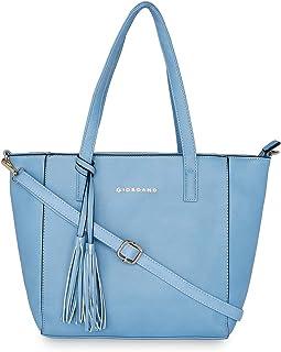 Giordano Women's Tote Handbag Blue - GD0027BLU