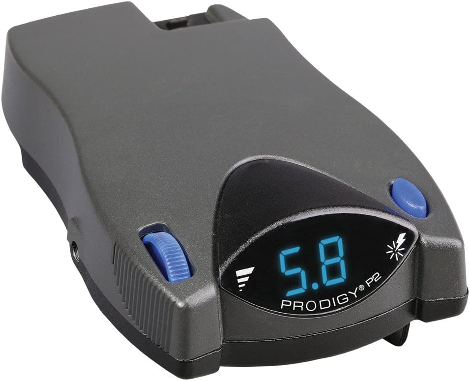TEKONSHA Columbus Mall 90885 Tekonsha Prodigy P2 Electronic Brake Control f Time sale