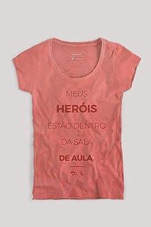 Camiseta Heróis Fem Reserva