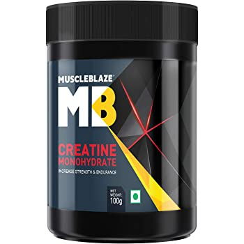 Muscleblaze Creatine Monohydrate (100 gms)