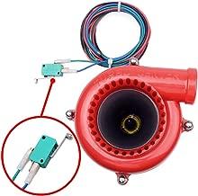 Red Black Car Fake Turbo Electronic Hooter Dump Blow Off Valve BOV Analog Sound-Simulator Kit For Acura Honda Lexus Nissan Subaru Toyota