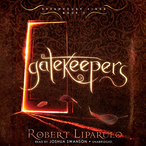 Gatekeepers audiobook cover art