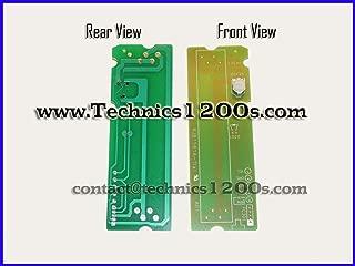 Technics 1200 / 1210 Mk2 Mk3 M3d Mk4 Mk5 Mk6 Pitch Control Printed Circuit Board PCB with Potentiometer