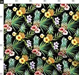 Blumen, Sommer, Wasserfarben, Tropisch, Hawaii, Hibiskus