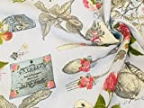LushFabric Country Kitchen Stoff–Rose Floral