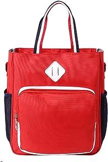 Fanspack Shoulder Bag Handle Bag Splash Proof Big Capacity Crossbody Bag Messenger Purse
