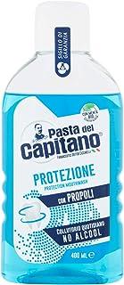 Pasta del Capitano Mundwasser Mit Schutzfunktion, 400 ml