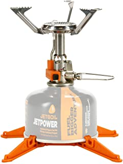 Jetboil MightyMo Ultralight and Compact Camping and Backpacking Stove