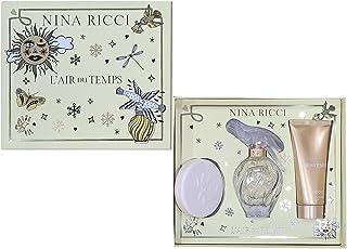 Nina Ricci L'Air Du Temps Eau de Toilette 100ml+100G Body Soap+100ml Bl Set