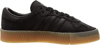 Adidas-B28157-Core Black/Core Black/Gum4-Women-5.5-UK