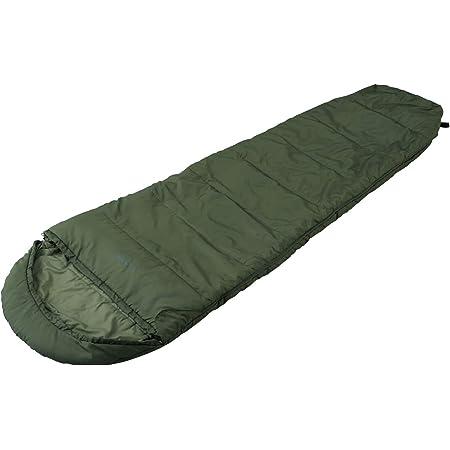 Snugpak(スナグパック) 寝袋 マリナー マミー ライトジップ オリーブ 3シーズン対応 丸洗い可能 [快適使用温度-2度] (日本正規品)