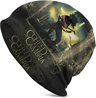 Coheed and Cambria Thin Beanie for Men and Women - Baggy Skull Cap Summer Winter Knit Hat Black