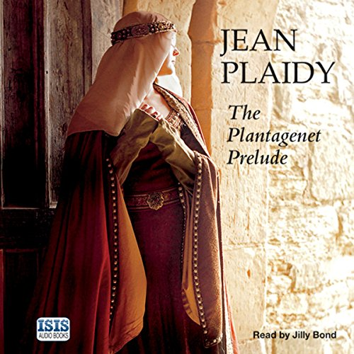 The Plantagenet Prelude audiobook cover art