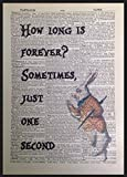 Parksmoonprints Alice im Wunderland How Long Is