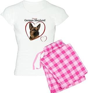 CafePress FIN-German-Shepherd-Love.Png Pajama Set