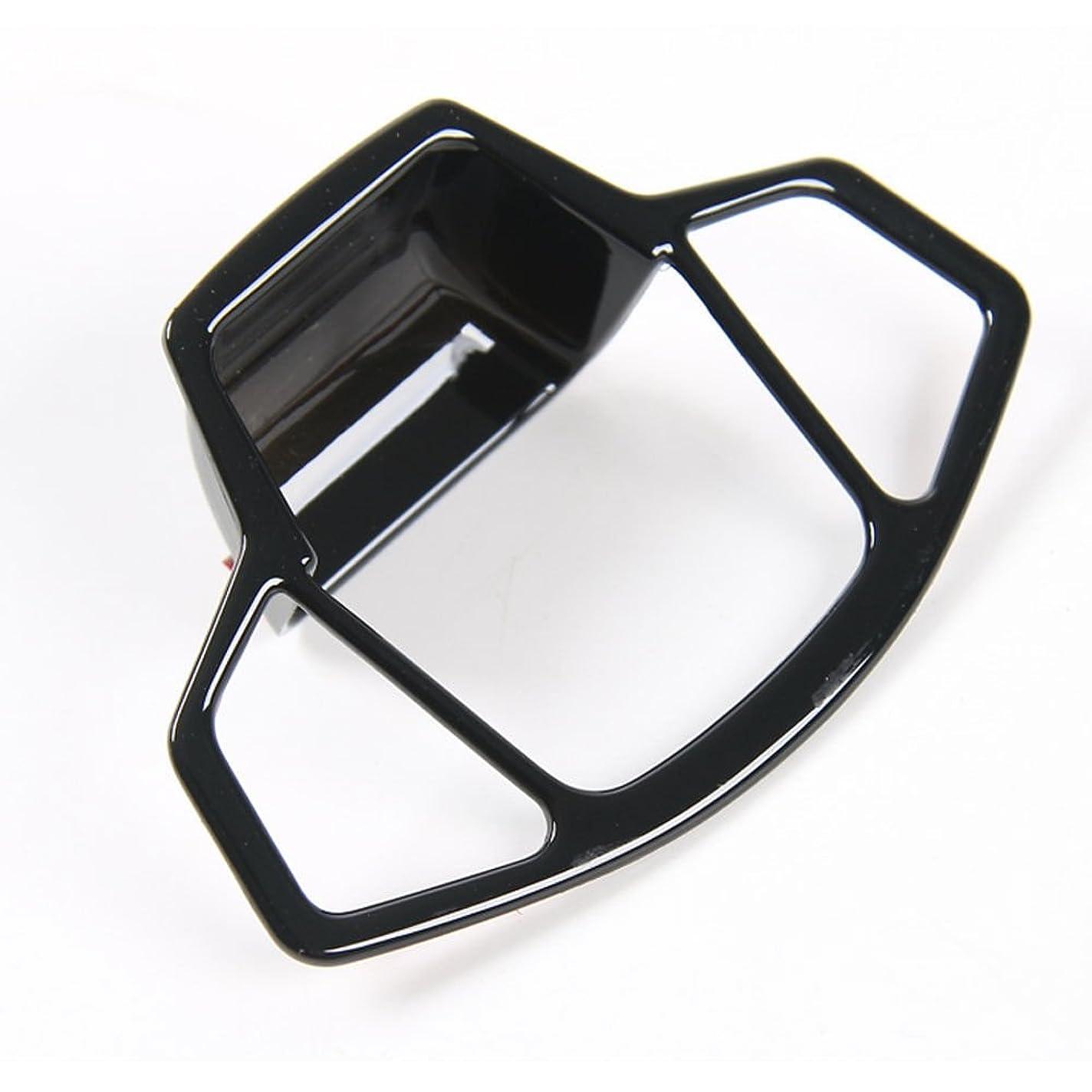 候補者火山気体のJicorzo - Car Electronic Handbrake Parking Button Cover Trim Black For Jeep COMPASS 2017-2018 Car Interior Accessories Styling