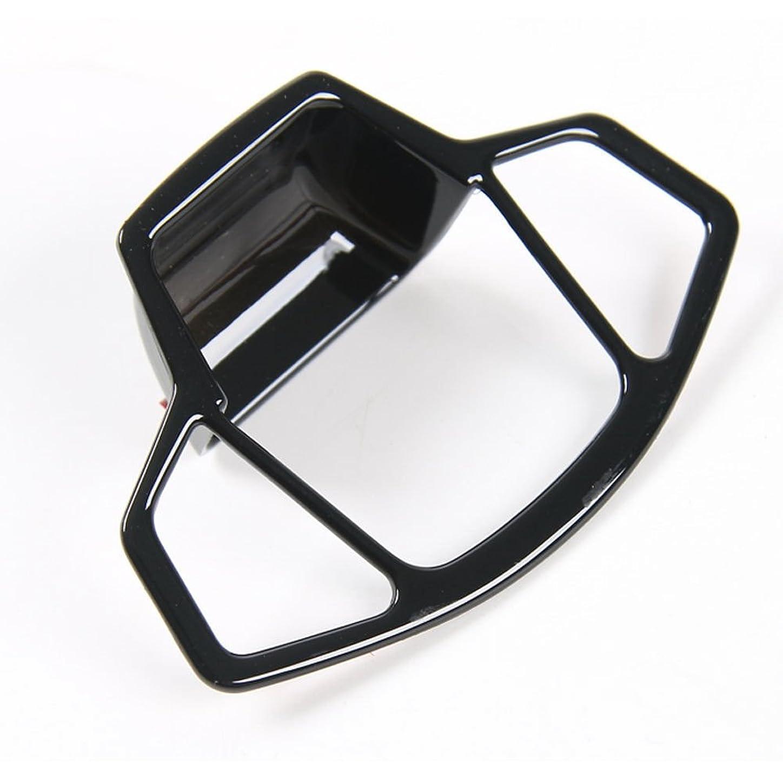 レイ削除するブルームJicorzo - Car Electronic Handbrake Parking Button Cover Trim Black For Jeep COMPASS 2017-2018 Car Interior Accessories Styling