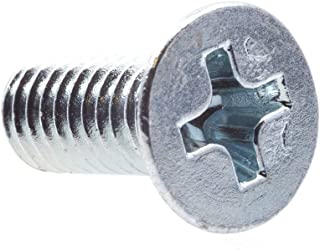 Steel Pan Head Machine Screw M6-1 Thread Size Pack of 100 Zinc Plated Fully Threaded 8 mm Length Import T30 Star Drive Meets ISO 14583