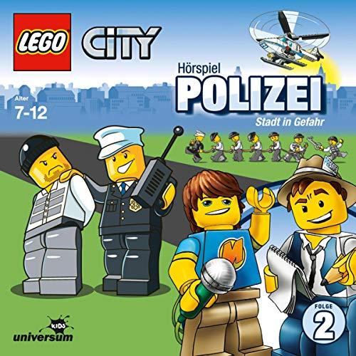 Polizei - Stadt in Gefahr Titelbild