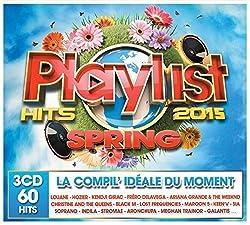 Playlist Hits Spring 2015