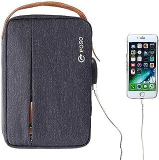 Poso Bag For Unisex,Black - Wristlets