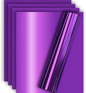 Best purple metallic foil Reviews