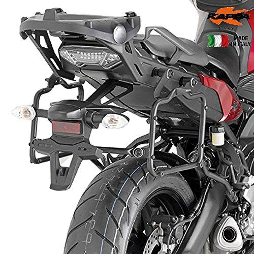 Kappa - Klr2122 Soporte para Maletas Laterales Yamaha mt-09 Tracer (2015)