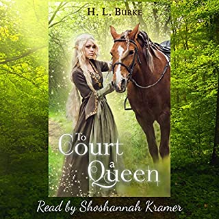 To Court a Queen audiobook cover art