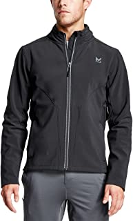 Mission Men's VaporActive Catalyst Jacket, Moonless Night, Small