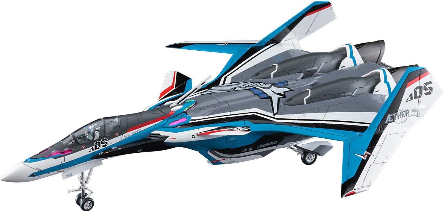 Low price Hasegawa Robotech Outstanding Macross Delta VF-31J Hayate Siegfried Immelman