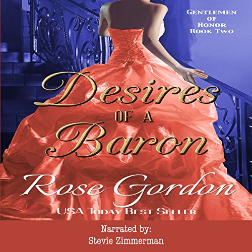 Couverture de Desires of a Baron