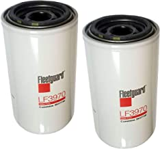 Fleetguard Oil Filter LF3970 Cummins ISB Engine (Pack of 2)