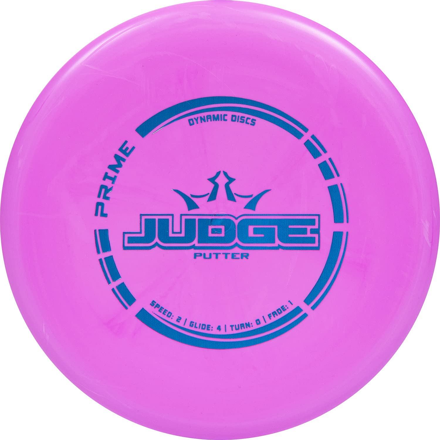 Dynamic Discs Prime Judge Disc Fort Worth Mall Putter 2021 spring and summer new Plus Throwin Golf 170g