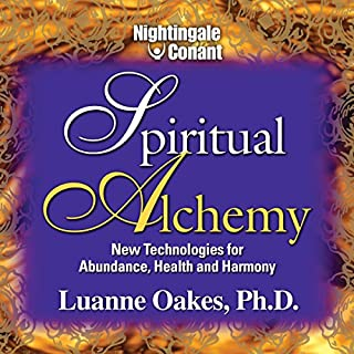 Spiritual Alchemy audiobook cover art