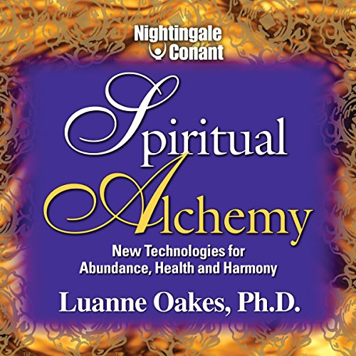 Spiritual Alchemy cover art