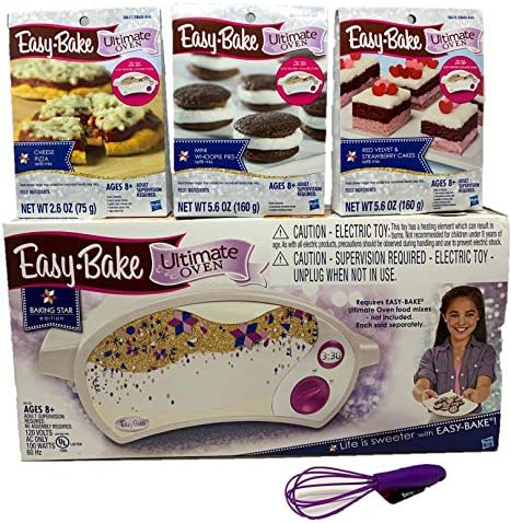 Easy Bake Oven Easy Bake Ultimate Oven Baking Bundle Baking Star Edition Larger Size 13 8 Oz product image