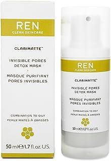 Ren Clarimatte Invisible Pores Detox Combination To Oily Skin Mask