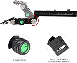 Jadpes Slr Camera Holder  Telephoto Zoom Lens Bracket Set Long Camera Support Quick Release Plate Bird Watching for Camera DSLR Canons and Other DSLR Flashes Studio F120-38