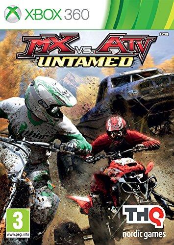 MX vs ATV Untamed (Xbox 360) - [Edizione: Regno Unito]