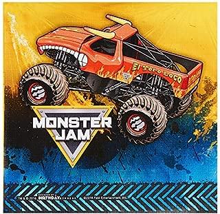 Monster Jam Lunch Napkins (20)