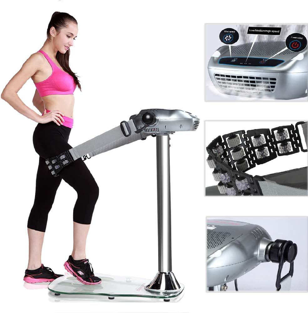 LMIM Standing Vibration Platform Home Fitness Equipment Rhythm ...