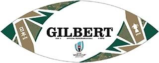 ギルバート 2019年ラグビーワールドカップ チャンピオンズ記念ボール 5号球 RWC2019日本開催 ラグビーボール GB-9018 GB9018