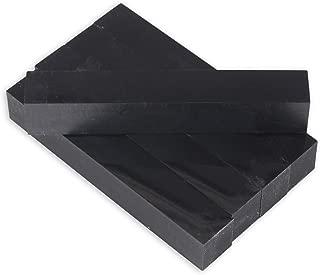 black acrylic pen blanks