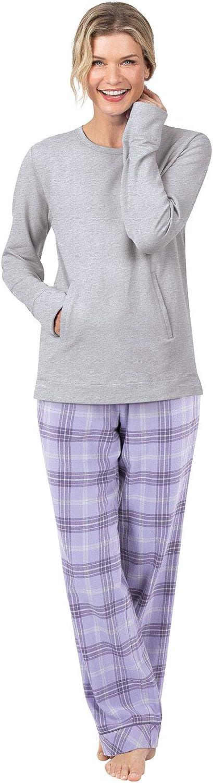 Addison Meadow Flannel Pajamas Women - Womens Pajama Sets, Pastel Flannel