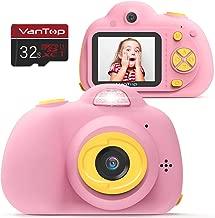 VanTop Junior K5 Kids Camera, 1080P HD Mini Video Camera...