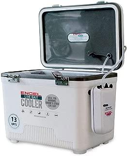 Engel Hard-Sided Coolers Englbc13-N 13 Qt Live Bait