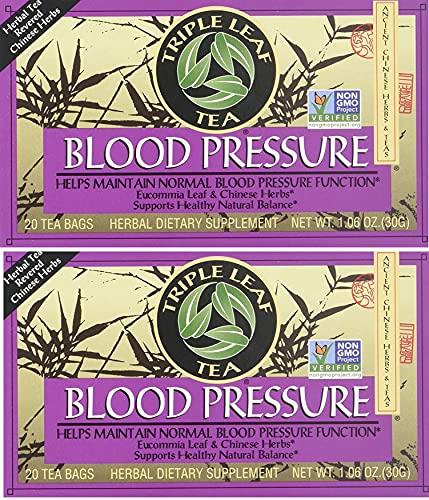 Top 10 Best triple leaf blood pressure tea Reviews