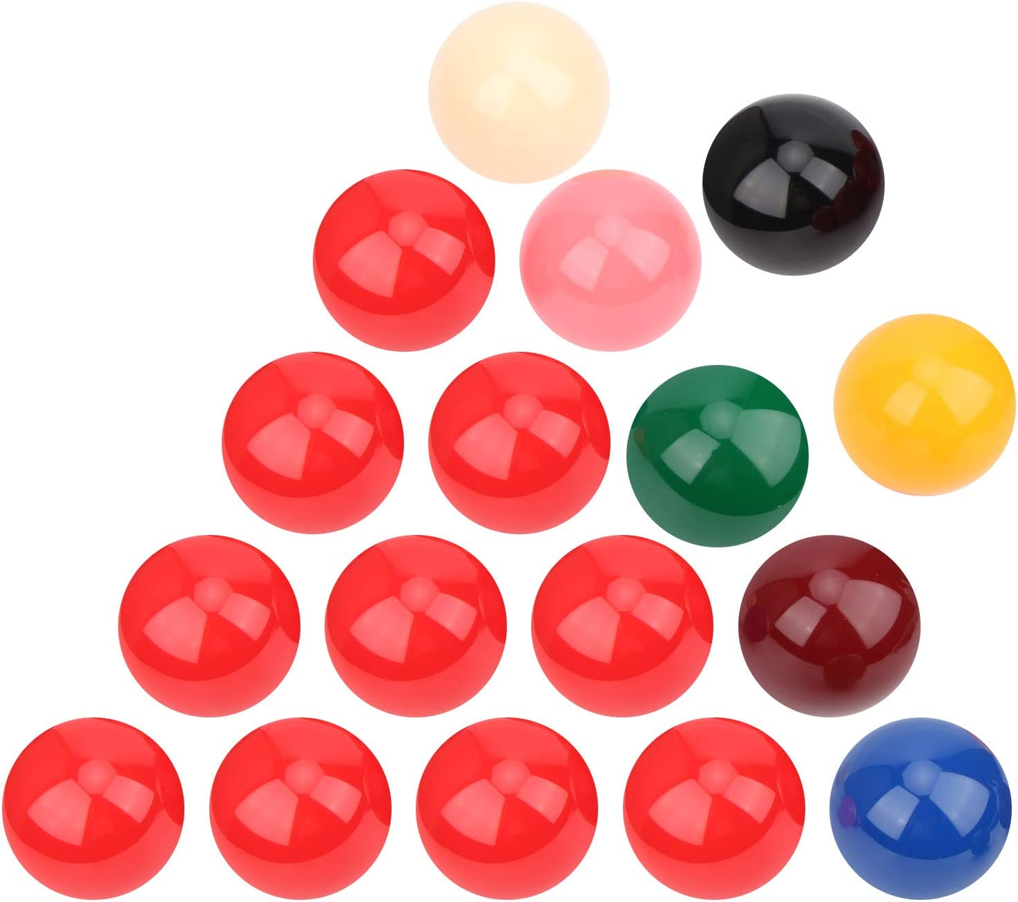 Vbestlife Billiard Ball Kit Resin 57.2mm Boxed Shipping included Recommendation 1 Smooth Durable